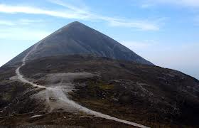 Path repairs recommended for Croagh Patrick