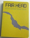 Fair Head Rockclimbing Guidebook (2014)