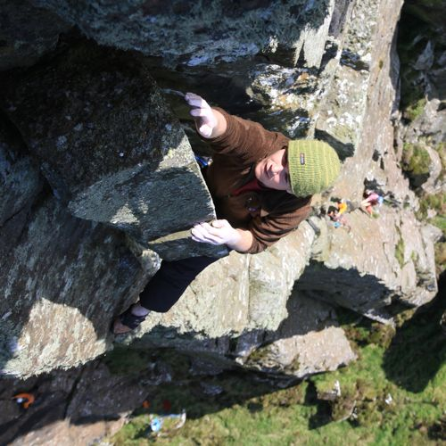 Jono Redmond on Salango